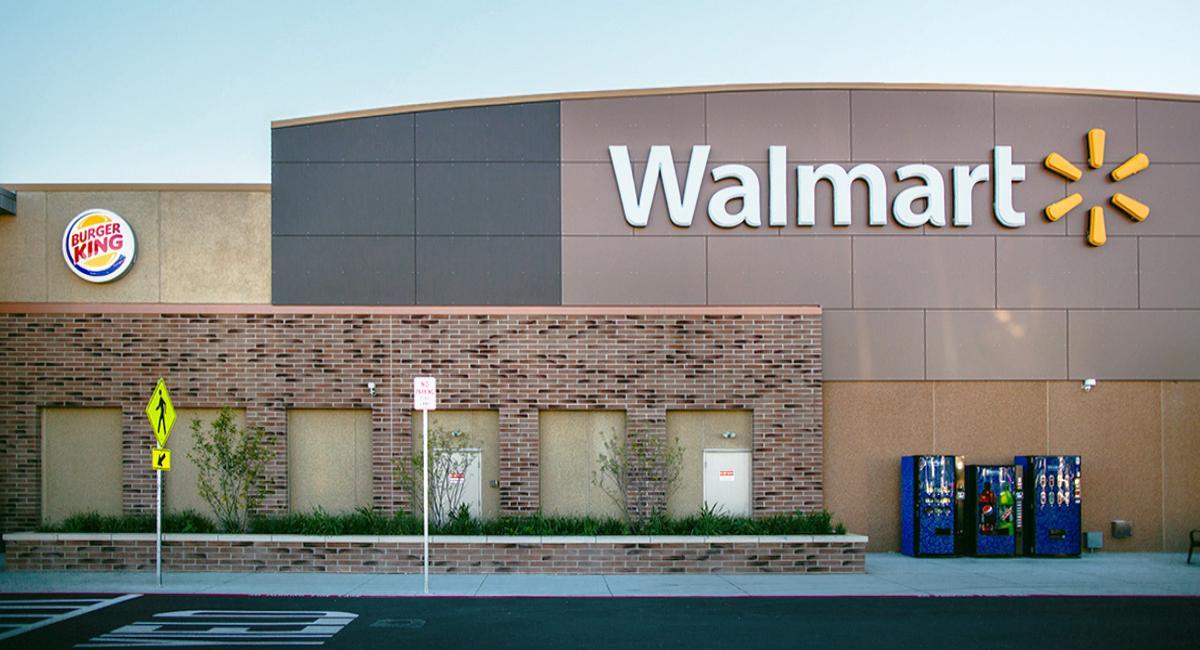 Touhy Marketplace Walmart Supercenter